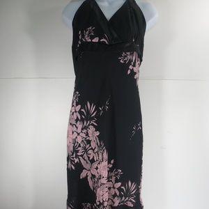 Charlotte Russe Halter Dress 100% Polyester Large